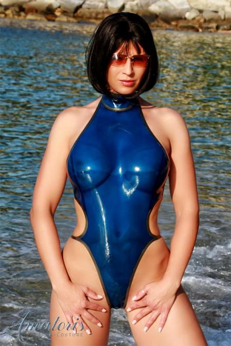 Latex-Monokini/Body LMBS0001