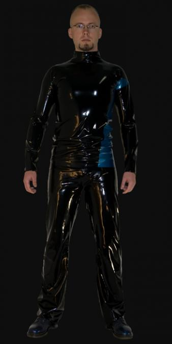 Latex-Shirt LS0003